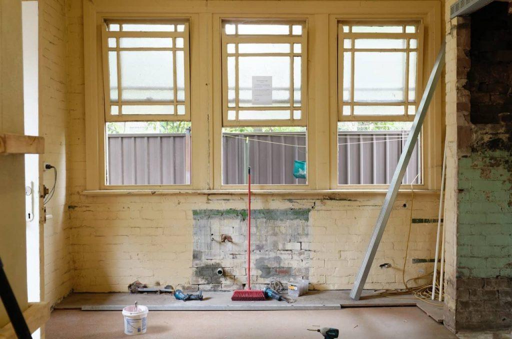 checklist for home renovation