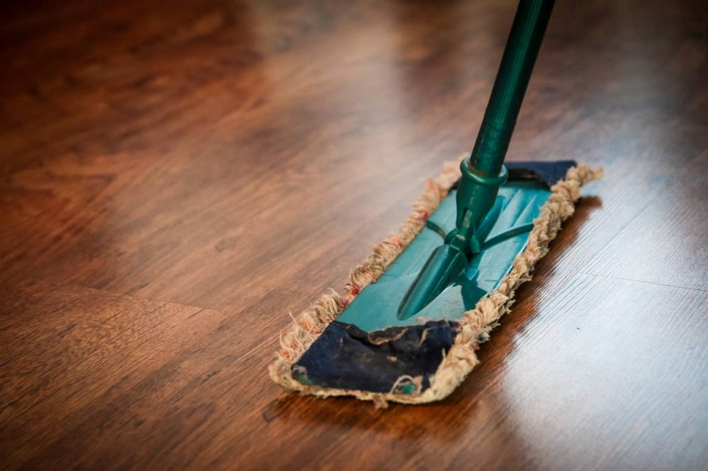 maintain cleanliness at home