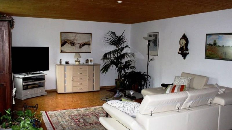 Simple And Cheap Ceiling Ideas for your Living Room
