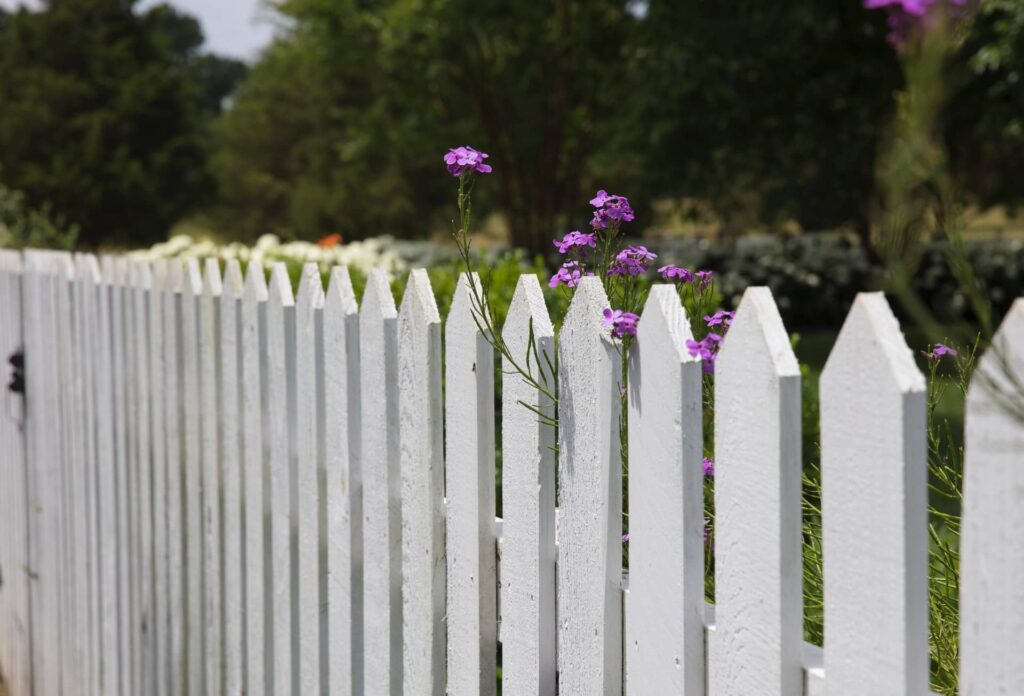 How To Make A Fence Taller For Privacy Wooden fence