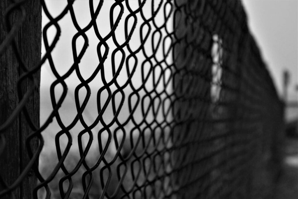 How To Make A Fence taller For Privacy metal chain link fence