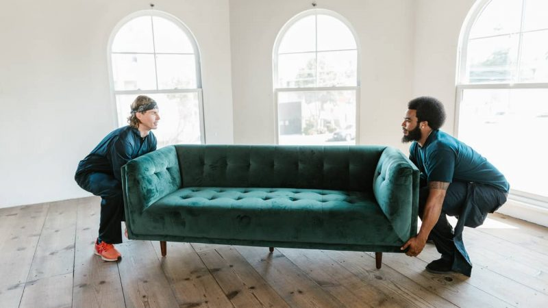 How Much Does It Cost To Store Furniture With A Moving Company