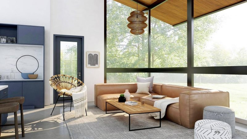 Home Decor Trend: Say Hello To Transitional Style