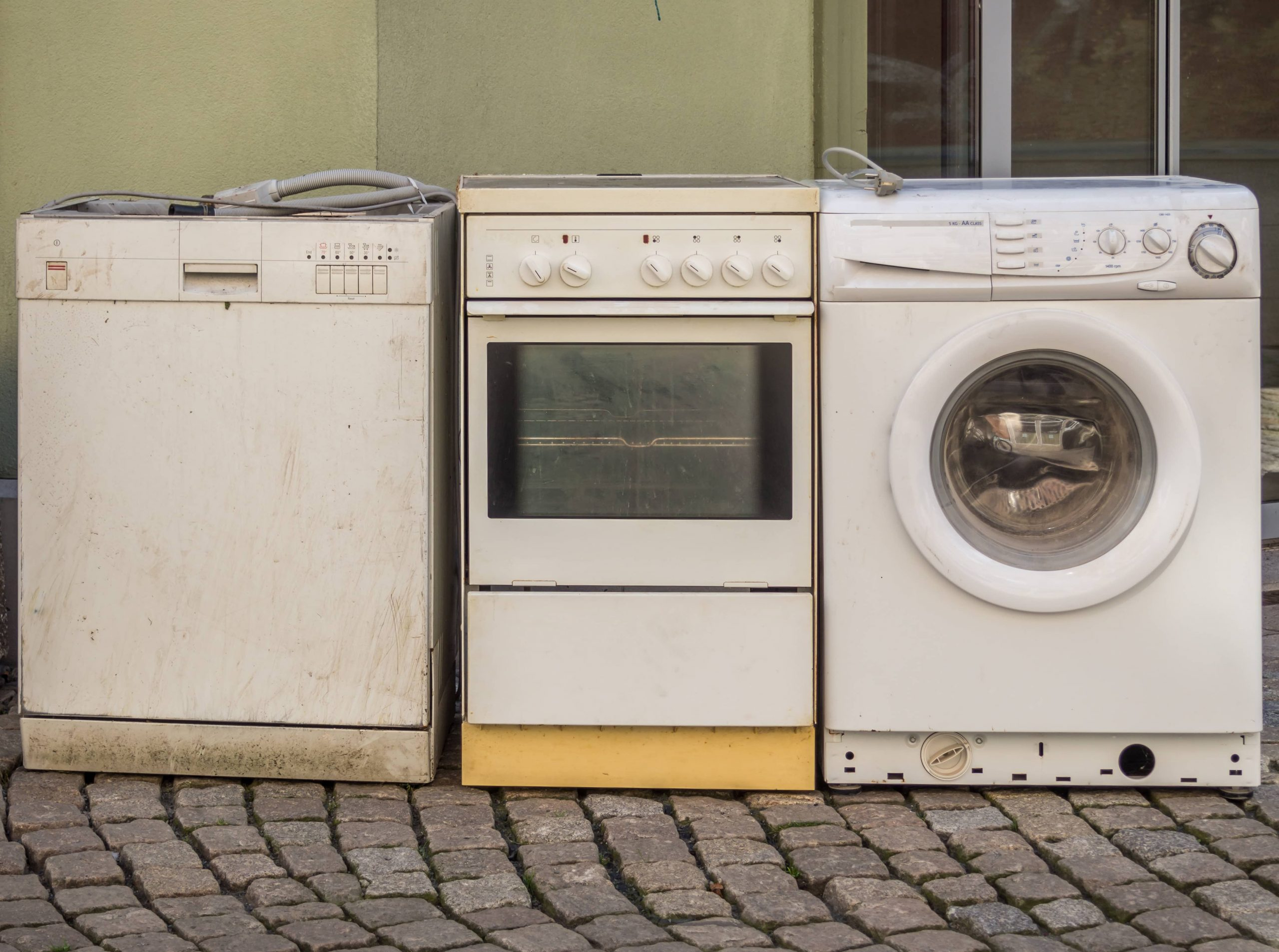 Ways To Deal With Unwanted Home Appliances And Equipment