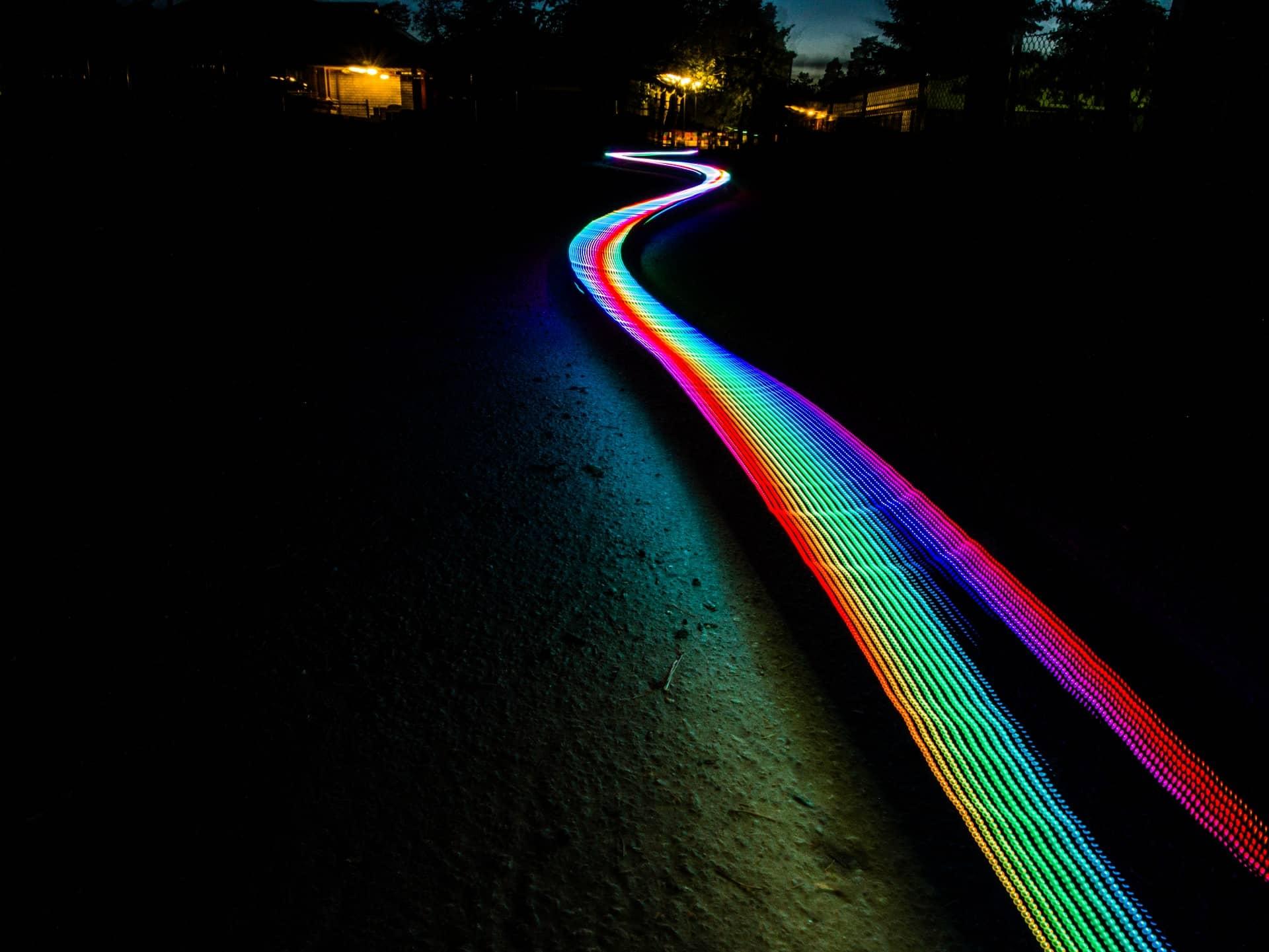 Basic Components Of Applying RGB LED Strip Lights