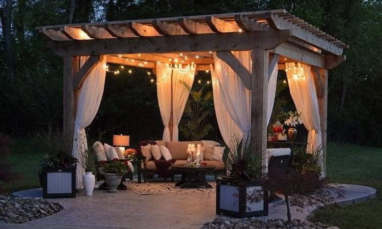 What to Do with the Space After Taking Down An Above Ground Pool From Your Backyard