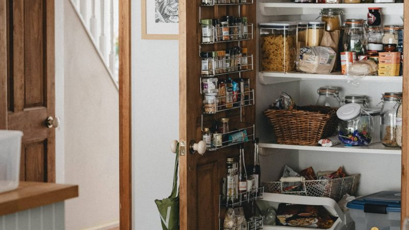 Why Your Kitchen Needs A Pantry