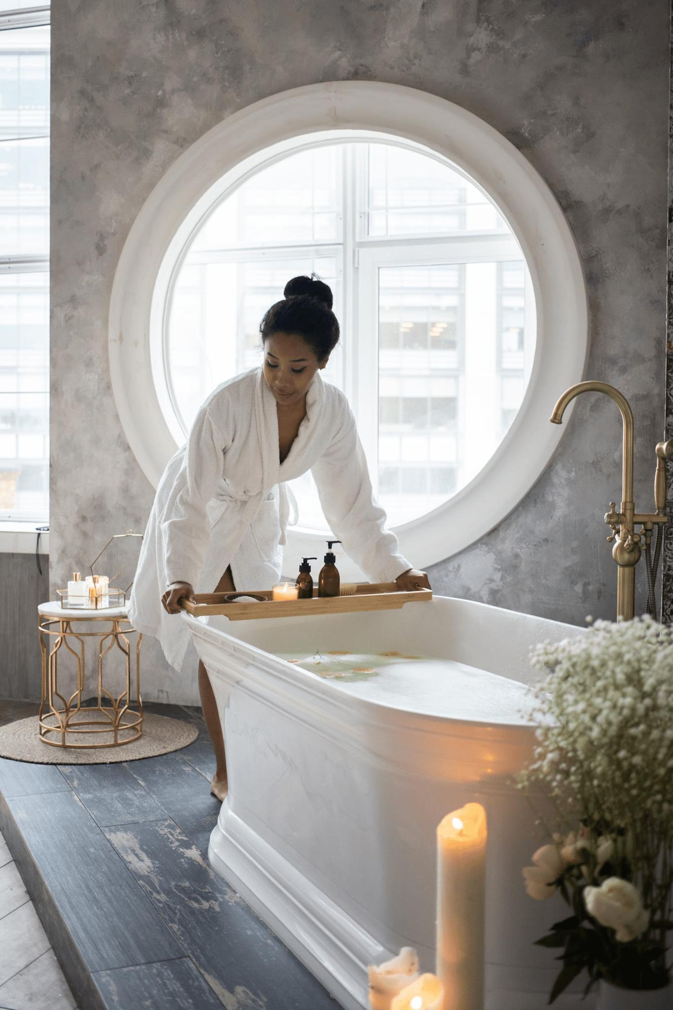 Benefits Of Having Tubs In Your Bathroom
